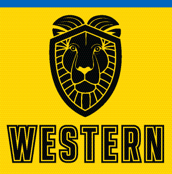 Western Athletics Logo